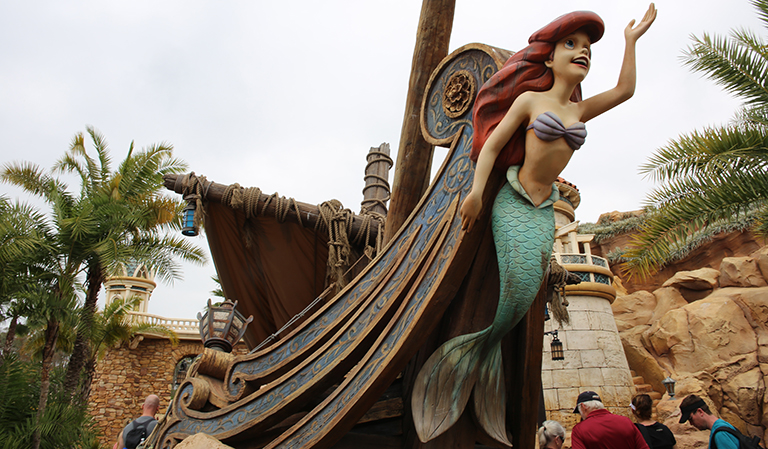 Havfruen Ariel