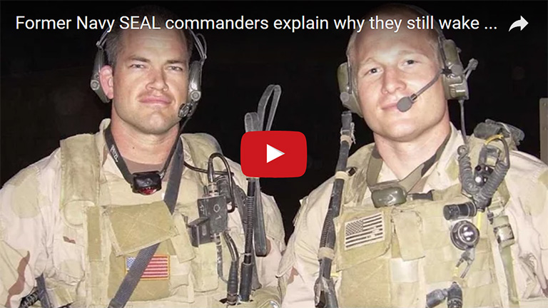 To tidligere Navy Seals soldater - kilde Business Insider/ YouTube