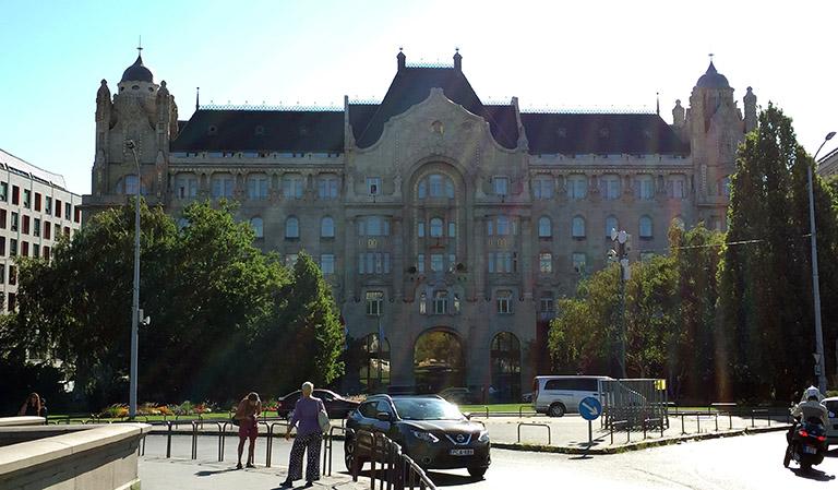 Four Season Hotel Budapest