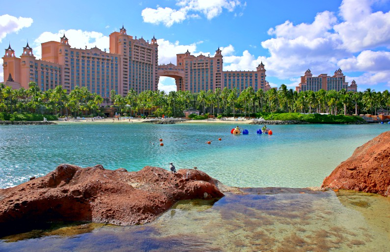 Hotell Royal Towers, Atlantis på Bahamas
